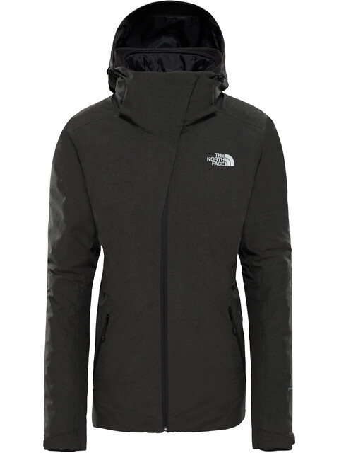 The North Face Inlux Triclimate Jacket Women TNF Black Heather/TNF Black